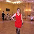 Отдается в дар Вечірня червона сукня