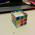 Отдается в дар Кубик рубик