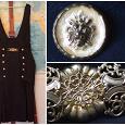 Отдается в дар Очень санкт-петербургское платье из Израиля