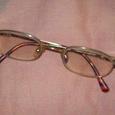 Отдается в дар Детские очки. Оправа