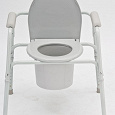 Отдается в дар Кресло-туалет для инвалида