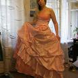 Отдается в дар Платье выпускное/свадебное/вечернее