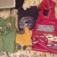 Отдается в дар Одежда для мальчика 3 лет