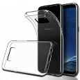 Отдается в дар Силиконовый чехол-бампер для Samsung Galaxy S8