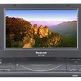 Отдается в дар аккумулятор для портативного DVD плеера PANASONIC