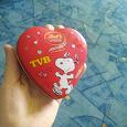 Отдается в дар Жестяная банка от шоколадных конфет