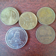 Отдается в дар монеты СССР, Юбилейные России