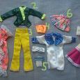 Отдается в дар Одежда для Барби