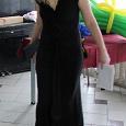 Отдается в дар Платье черное 42-44 размера