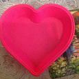 Отдается в дар Форма сердце большая