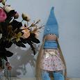 Отдается в дар Интерьерная кукла