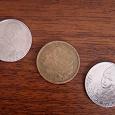 Отдается в дар Монета-жетон-монета