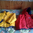 Отдается в дар Две зимнии куртки на 2 года