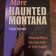 Отдается в дар книга more haunted montana
