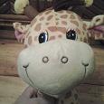 Отдается в дар Мягкая игрушка: жираф
