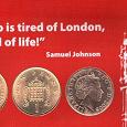 Отдается в дар 1 penny (1 британский пенни)