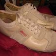 Отдается в дар Мужские кожаные кроссовки 44 р-р ESPRIT