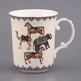 Отдается в дар Красивая чашка с коняшками…
