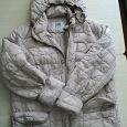 Отдается в дар Куртка женская утепленная 58 размер