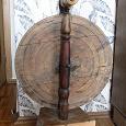 Отдается в дар Прялка деревянная