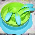 Отдается в дар детская посуда Tupperware