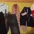 Отдается в дар детская одежда на мальчика возраст 4-8 лет