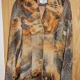 Отдается в дар Куртка женская кожаная