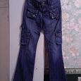 Отдается в дар джинсы женские р 42-44