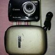 Отдается в дар Фотоаппарат Canon PowerShot A480