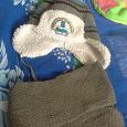 Отдается в дар шапка и шарф для мальчика 5-6 лет