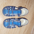 Отдается в дар Обувь для детского садика