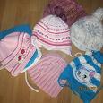 Отдается в дар Детские шапочки, осенние и зимние на 3-4 годика, для девочки. И одна лёгкая шапочка новая с биркой.