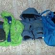 Отдается в дар Пакет зимней и весенней одежды на мальчика 2-4 года