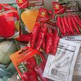 Отдается в дар Семена овощных культур