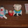 Отдается в дар Свинка и мышка.(сувениры -символы года)