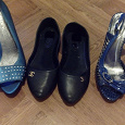 Отдается в дар Пакет обуви 39 размер