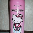 Отдается в дар Детский шампунь Hello Kitty от Avon.