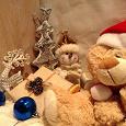 Отдается в дар Вкусный новогодний сюрприз