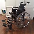 Отдается в дар Инвалидное кресло коляска