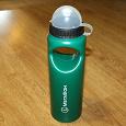 Отдается в дар бутылочка для воды пластиковая