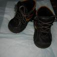 Отдается в дар Детские ботиночки на весну размер21