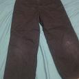 Отдается в дар Брюки/джинсы р-р 146 см.