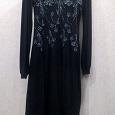 Отдается в дар Нарядное платье 42-44 размер