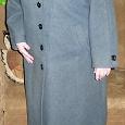 Отдается в дар Пальто большого размера