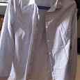 Отдается в дар женская блузка-рубашка 46 размер