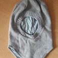 Отдается в дар шапка — шлем шерстяной мальчику р50-52 на 4 — 5 лет