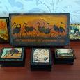 Отдается в дар Шкатулки деревянные, роспись, передары.
