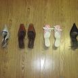 Отдается в дар Женская обувь 38 размера
