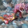 Отдается в дар игрушки, динозавр, дракон