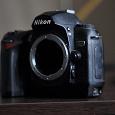 Отдается в дар Nikon d70 body(на запчасти)